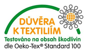 Certifikát oeko-tex standart 100
